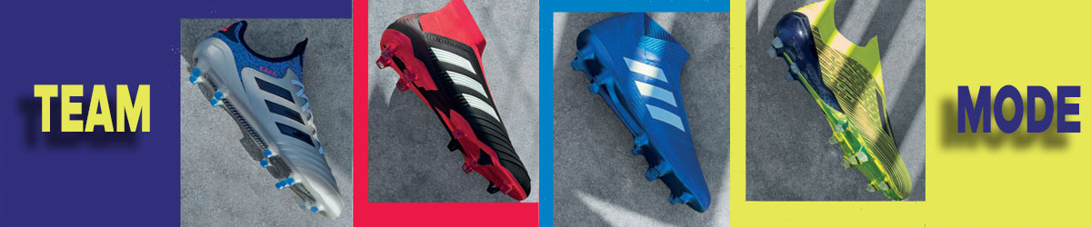 Adidas Team Mode Pack