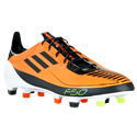 adidas adiZero F50 Prime Soccer Shoes (Warning/Black/White)