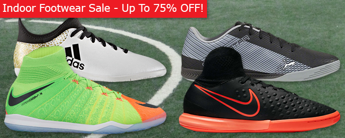 Indoor Soccer Sale