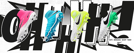 Nike Motion Blur Pack