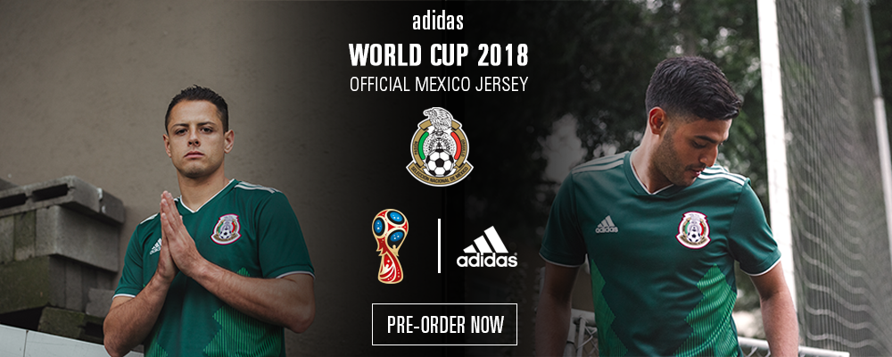 Mexico World Cup 2018 Jersey