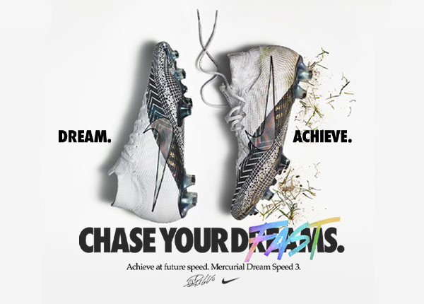 Nike Dream Speed 3 Mobile