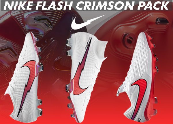 Nike flash crimson Small