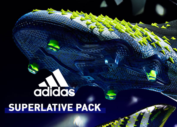 adidas superlative Small