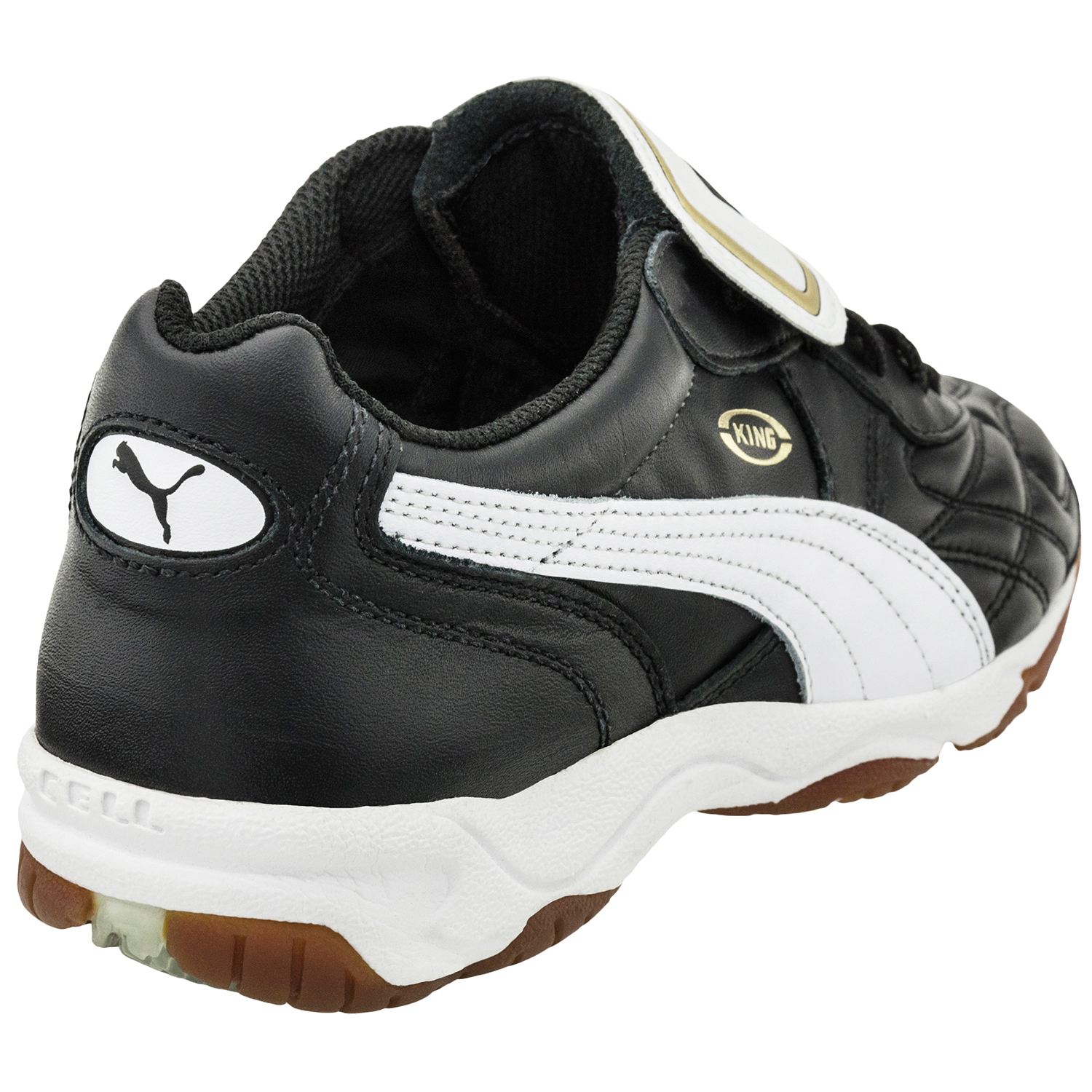Puma King Indoor (Black)  9921adca3