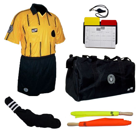 Official Sports 11 Piece Starter Referee Kit