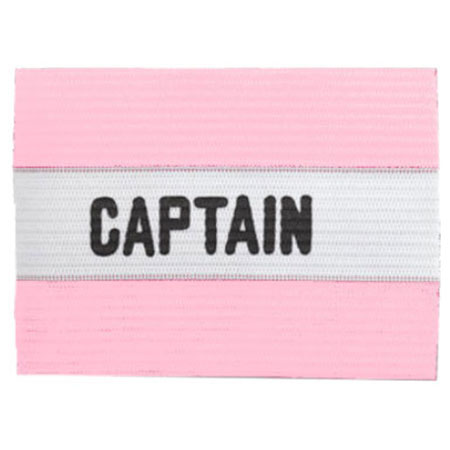 Kwik Goal Youth Pink Captain Arm Band
