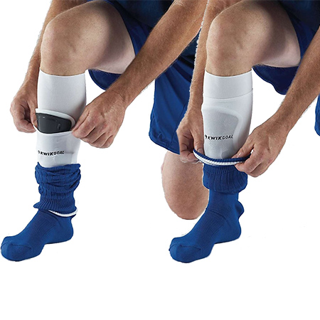Kwik Goal Deluxe Youth Compression Sleeves - (1 Pair)