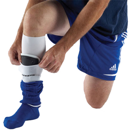 Kwik Goal Deluxe Adult Compression Sleeve - (1 Pair)