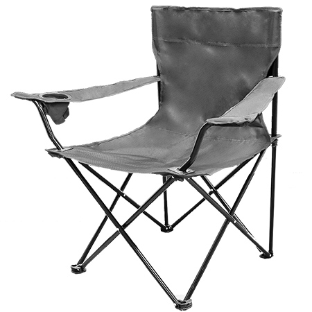 Kwik Goal Kwik Chair - Single Black