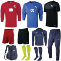 AFCPA Girls GK Required Kit