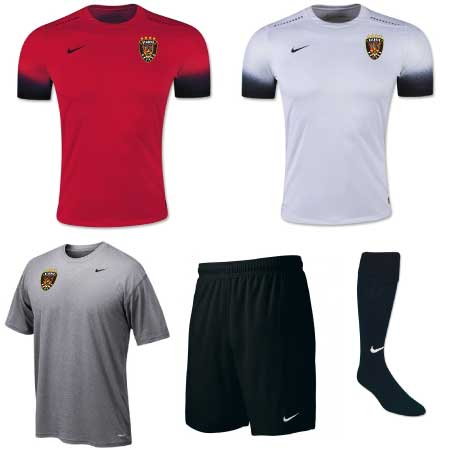 Atlanta Fire Super Y Required Kit