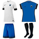 ALL-IN FC Girls Required Kit