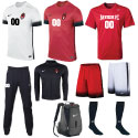 Bayside FC Recommended Kit