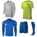 Boston Breakers Academy Required GK Kit