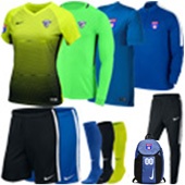 Breakers New Girls GK Required Kit