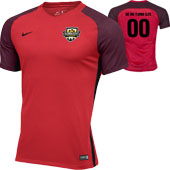 Florida Elite Red GK Jersey