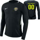 Florida Elite Black GK Jersey