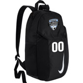 Florida Kraze Krush Black Backpack