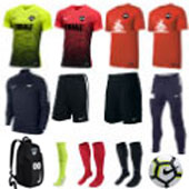FKK New Goalkeeper Kit