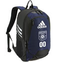 Far Post SC Navy Backpack