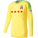 Chicago City SC Yellow GK Jersey