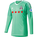 Chicago City SC Green GK Jersey