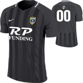 Armada Youth Black SS GK Jersey