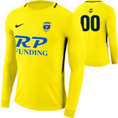 Armada Youth LS Gold GK Jersey