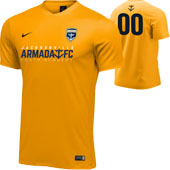 Armada Youth Gold Jersey