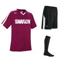 Sharon Soccer Boys Complete Kit