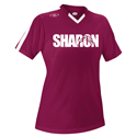 Sharon Soccer Girls Jersey