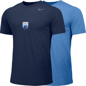 Medfield SS Poly Tee