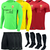 Miami Shores Goalkeeper Required Kit