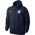 Needham SC Navy Rain Jacket