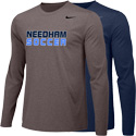 Needham SC LS Tee