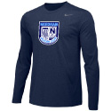 Needham SC Navy LS Tee