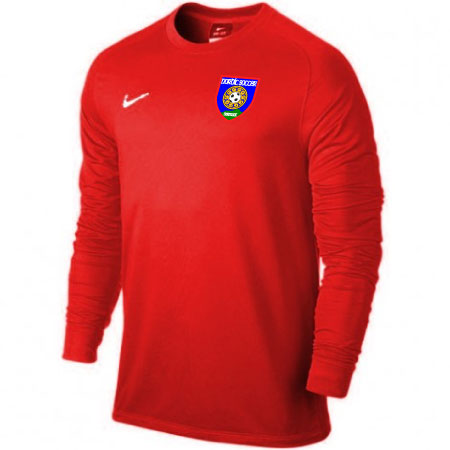 Nordic Soccer Red GK Jersey