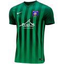 Nordic Soccer Green Jersey