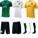 Nordic Required Match and Training Kit