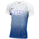 Quickstrike Patriots White Royal Jersey