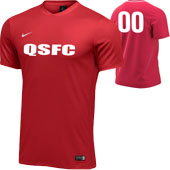 Quickstrike Ulster Red Jersey