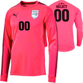 South Shore Select Pink GK Jersey