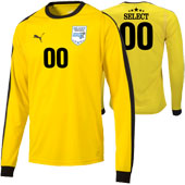 South Shore Select Yellow GK Jersey