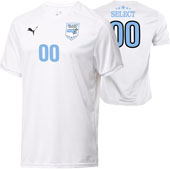 South Shore Select White Jersey
