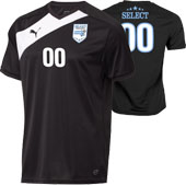 South Shore Select Black Jersey
