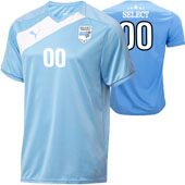 South Shore Select Lt Blue Jersey