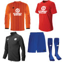 Synergy Soccer Club Required GK Kit