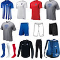 TSC U13 to U18 Required Kit