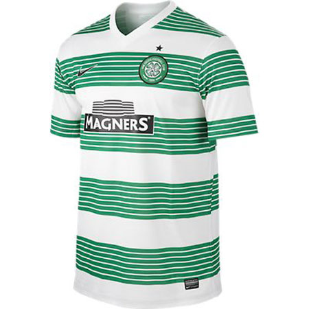 Nike Celtic FC Home Replica Jersey